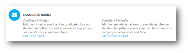 Candidate Emails – OutMatch Support Library